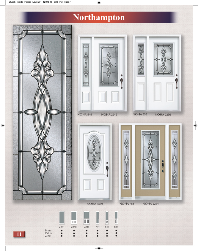 Toronto wrought iron glass inserts toronto stained glass for Decorative door glass inserts