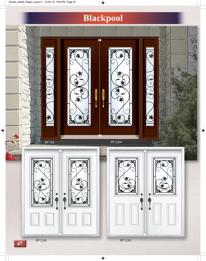 Wrought Iron Gl Door Inserts Showroom In Newmarket York Home Improvement Supplies 905